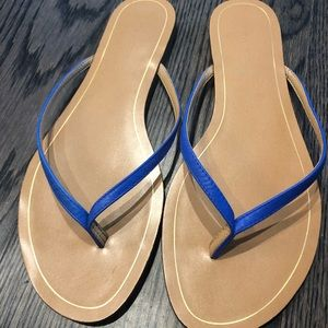 Banana Republic flip flops